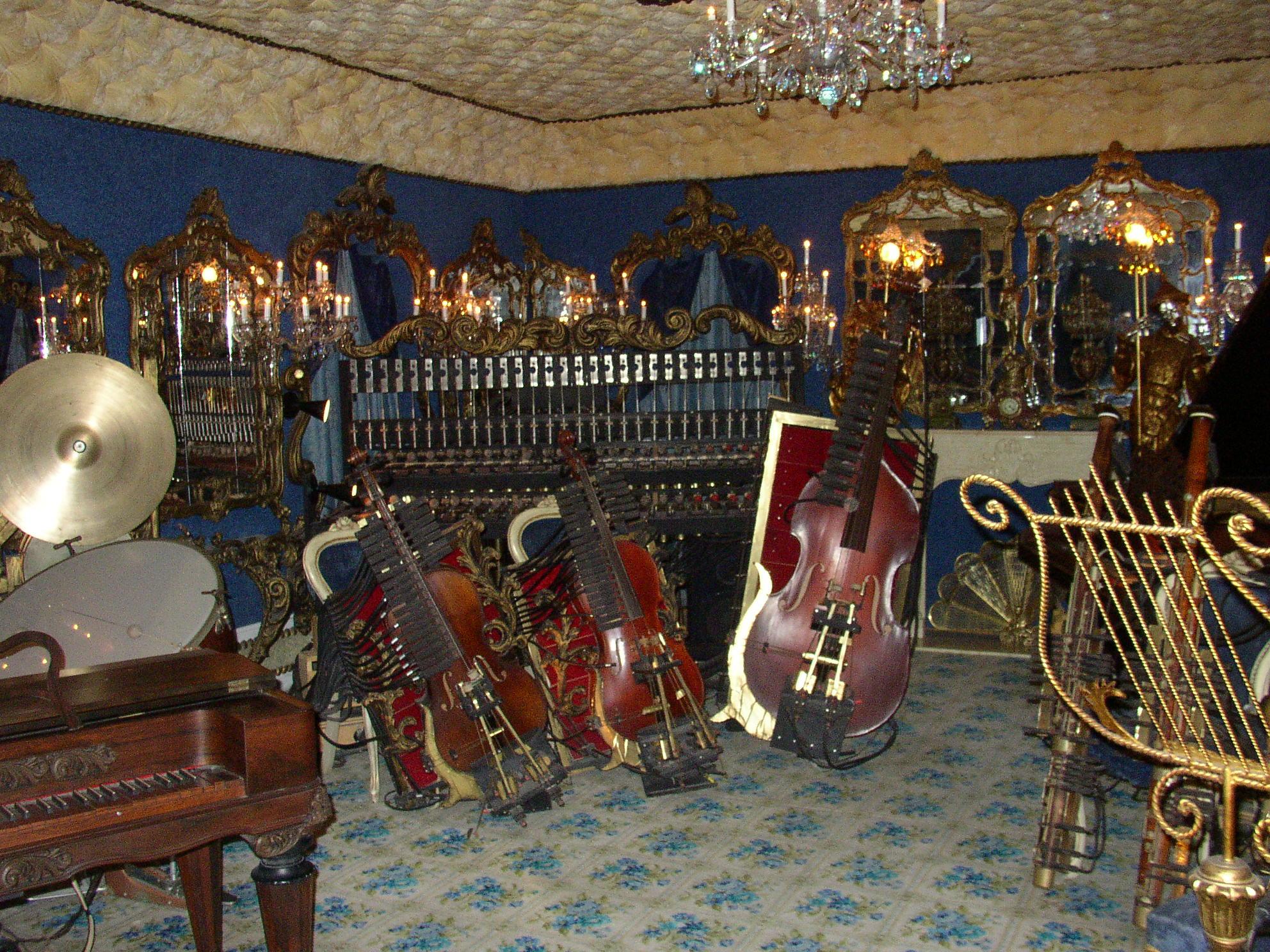 אוסף מוזיקלי. מקור: wikipedia.org