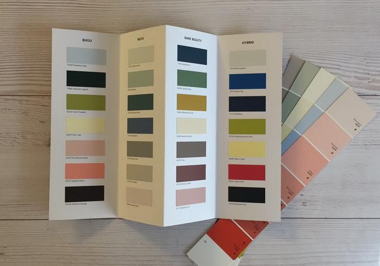 טרנדים לעיצוב הבית בצבע של טמבור 2017