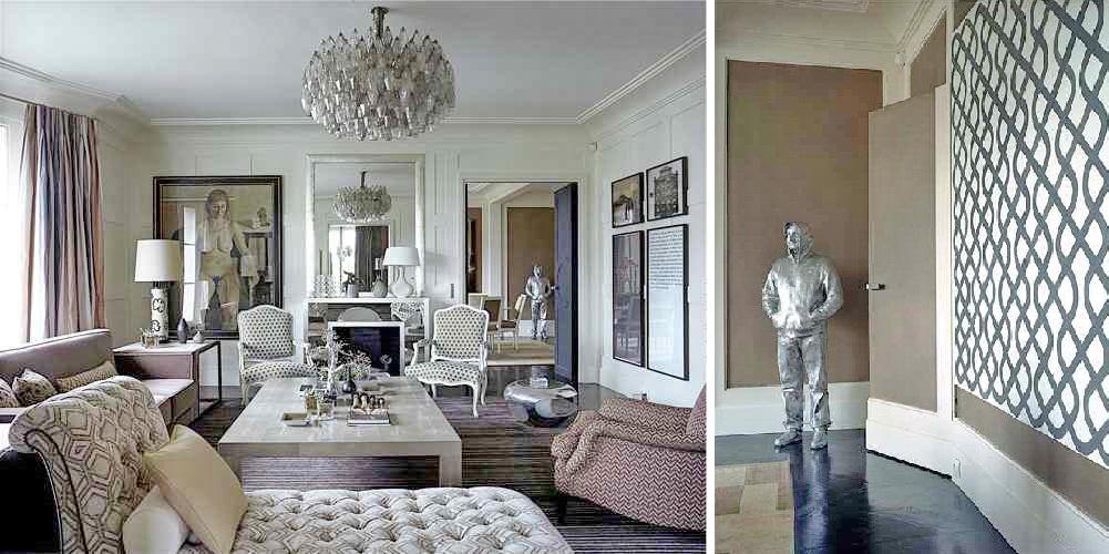 עיצוב הבית בסגנון קלאסי