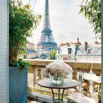 סיור בפריז – הדירה הרומנטית שכולה השראה