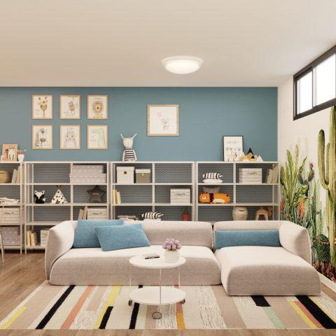 עיצוב וסטיילינג לחדרי ילדים, הרצליה