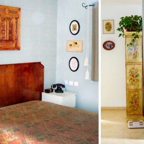 חדר שינה נוסטלגי