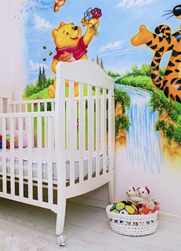 הום סטיילינג לחדר תינוקות