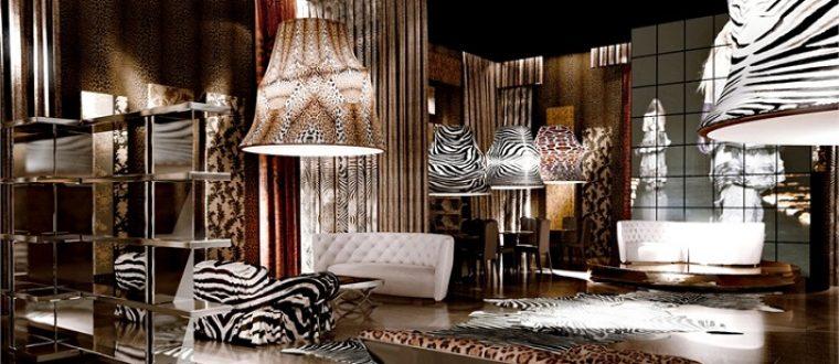 הטרנדים לעיצוב הבית על פי Roberto Cavalli