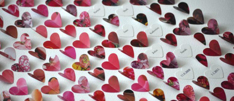 יום האהבה בפתח: 30 רעיונות לעיצוב הבית